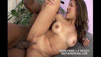 Hot Asian Fucking With BBC Hardcore