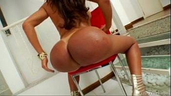 Samira Oliver - brazilian shemale got an outstanding big ass