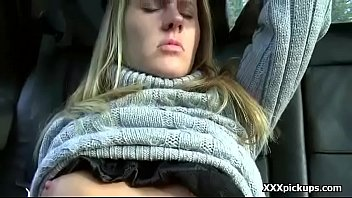 Public Pickups - Teen Sexy Amateur Euro Slut Seduces Tourist 30