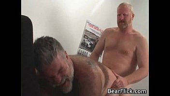 fur covered animal guys glennbear and rusty homosexual flick