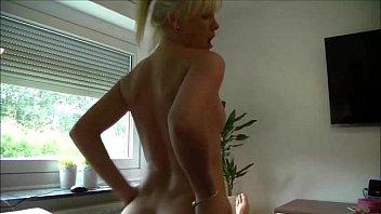 Amateur Blonde Babe Amazing Sex